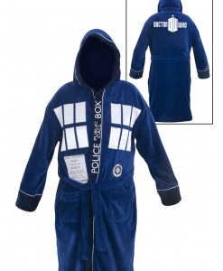 Doctor Who TARDIS Robe