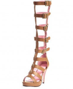 Warrior Sandal Heels