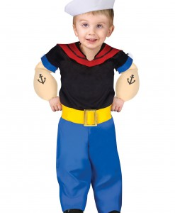 Toddler Popeye Costume