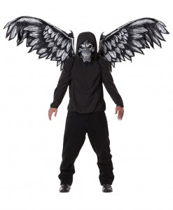 Fallen Angel Mask and Wings