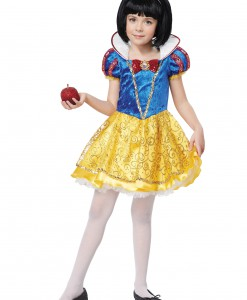 Deluxe Girls Snow White Costume