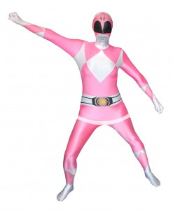 Power Rangers: Pink Ranger Morphsuit