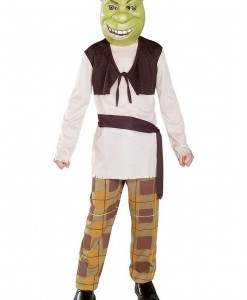Child Shrek Costume