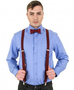 Eleventh Doctor's Suspenders