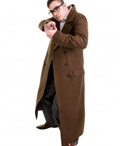 Tenth Doctor's Coat