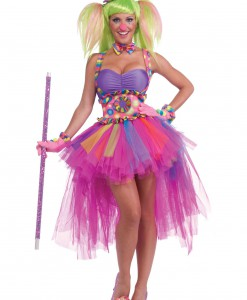 Tutu Lulu the Clown Costume