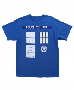 I Am the Tardis Costume T-Shirt
