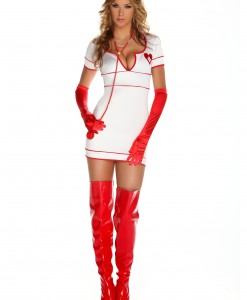 Nurse Love Costume