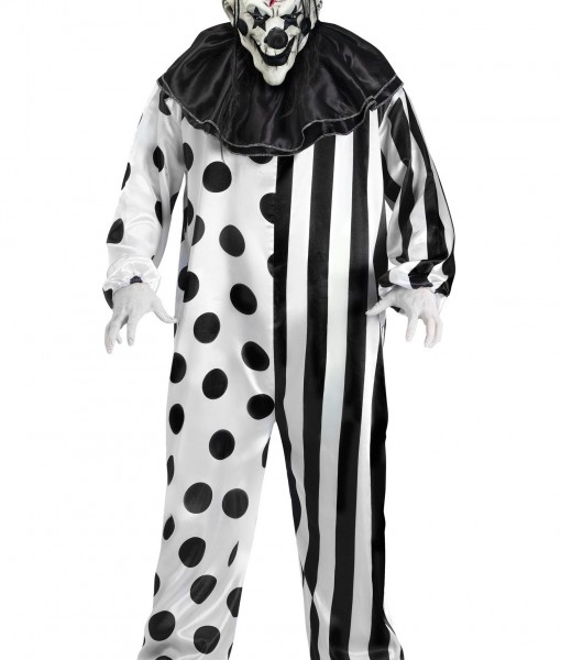 Menu0027s Killer Clown Costume  sc 1 st  Halloween Costumes & Menu0027s Killer Clown Costume - Halloween Costume Ideas 2018