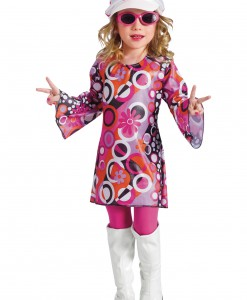 Toddler Feelin Groovy Dress