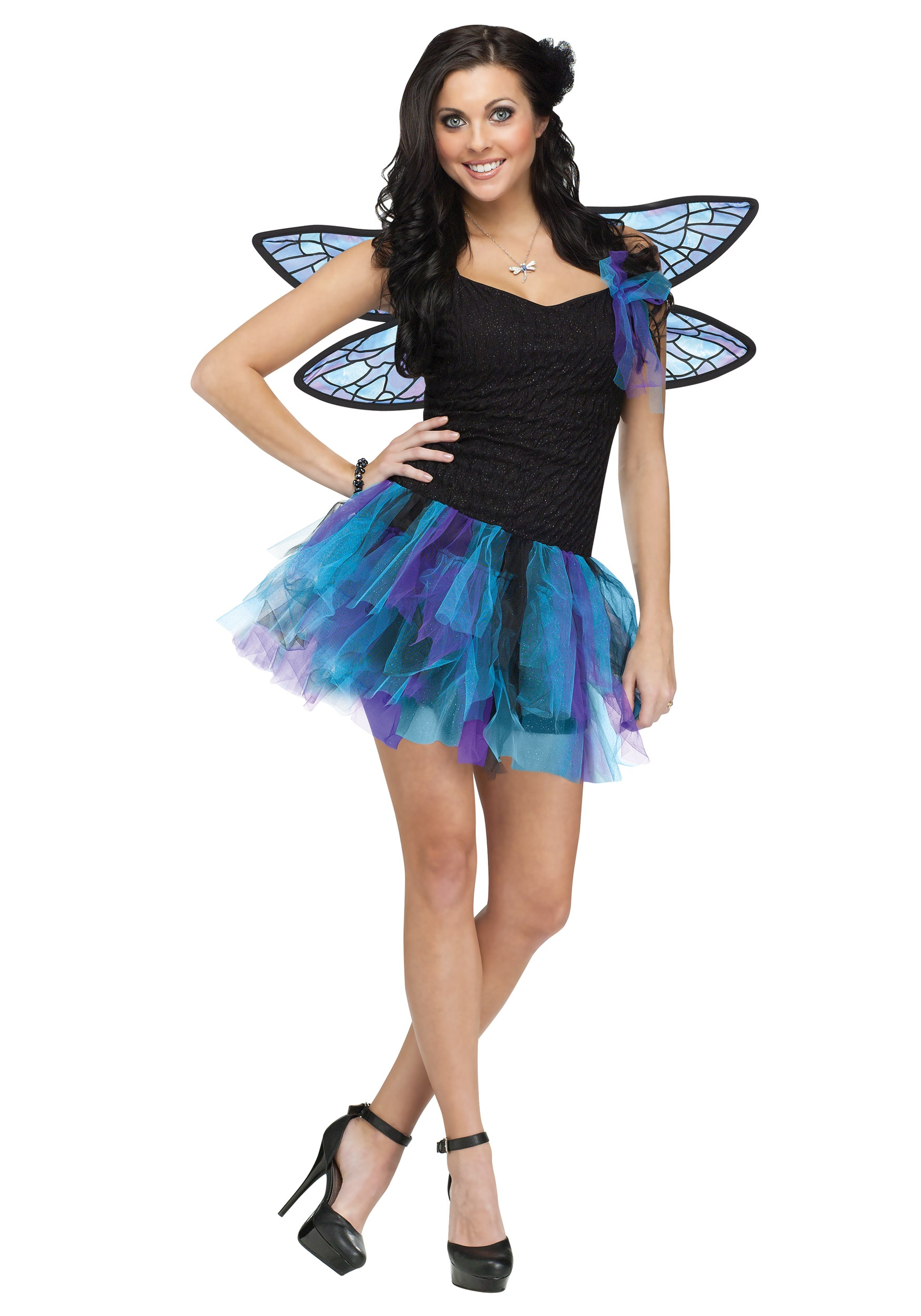 womens dragon fly fairy costume - halloween costume ideas 2018