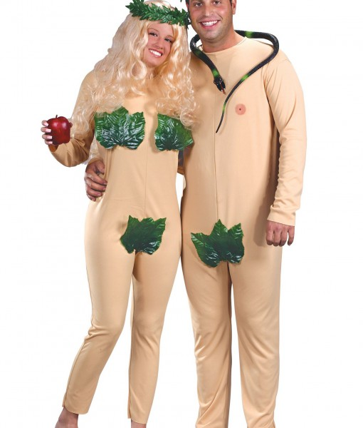 Couple Halloween Costume Ideas 2019.Adam And Eve Costume