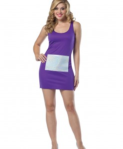 Teletubbies Tinky Winky Tank Dress