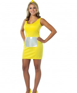 Teletubbies Laa-Laa Tank Dress