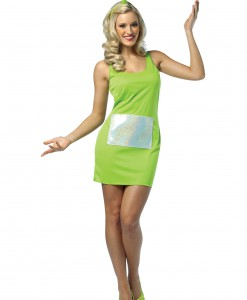 Teletubbies Dipsy Tank Dress