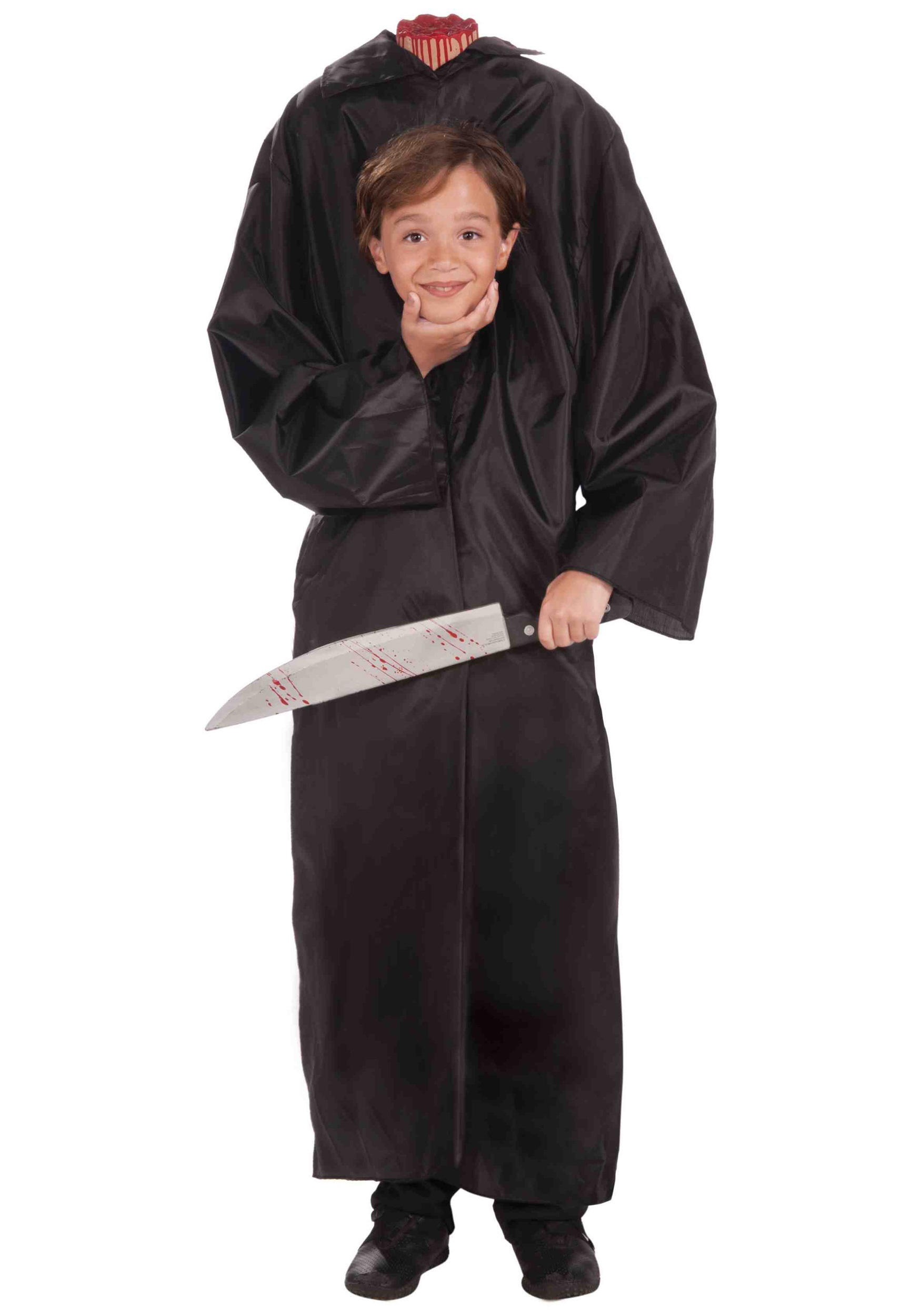 Halloween Costumes For Kids Boys 10 And Up.Child Headless Boy Costume