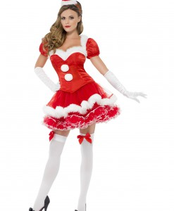 Women's Fever Santa Costume