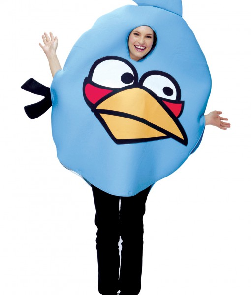 Angry Birds Adult Blue Bird Costume