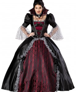 Plus Size Versailles Vampiress Costume