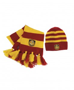 Hogwarts Scarf and Hat