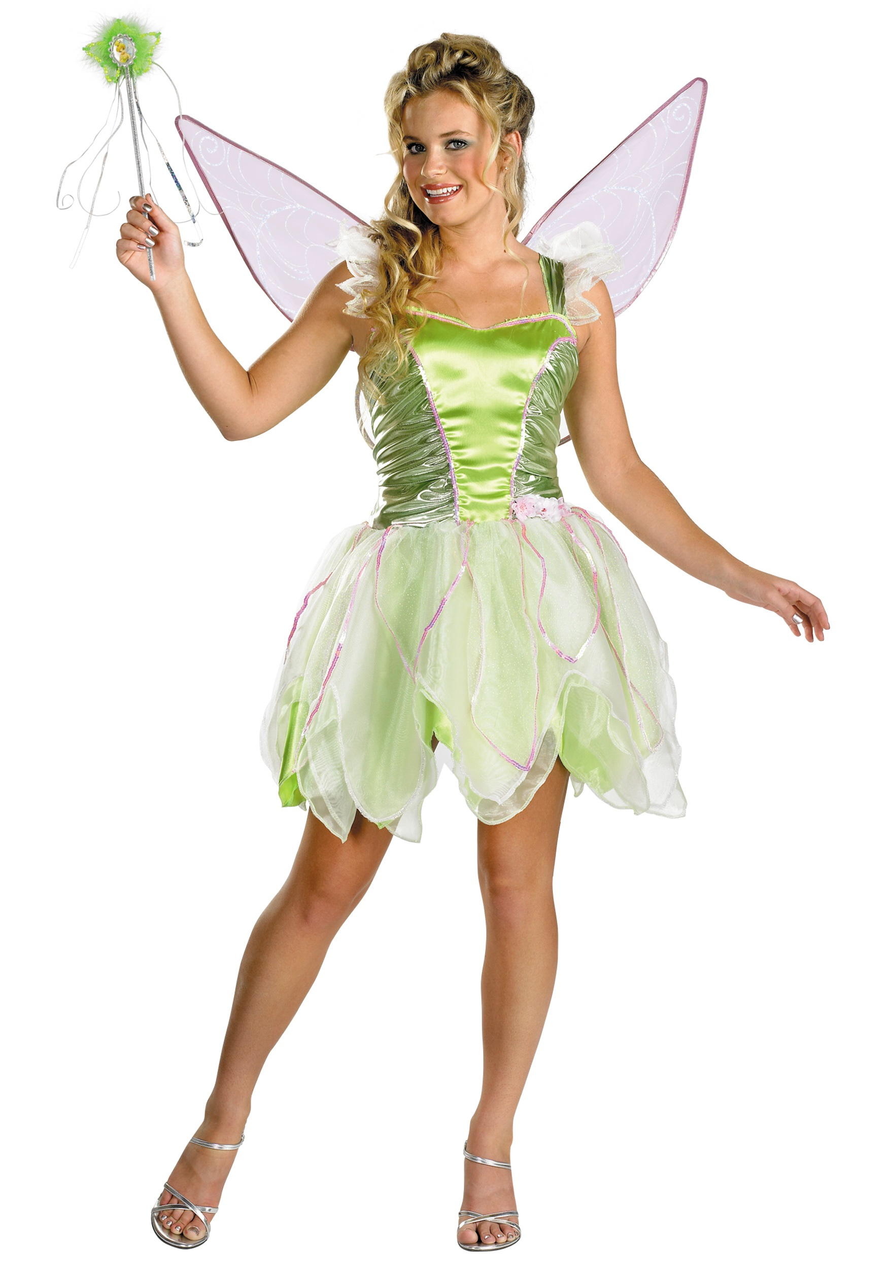 tinkerbell shoes Adult