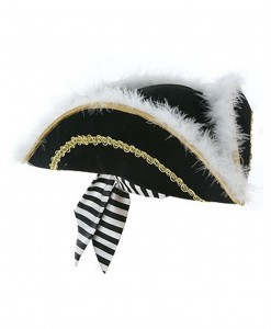 Kids Captain Meyer Pirate Hat