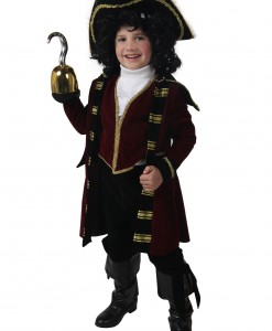 Child Deluxe Captain Hook Costume