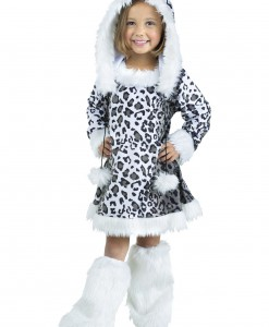 Toddler/Child Snow Leopard Costume