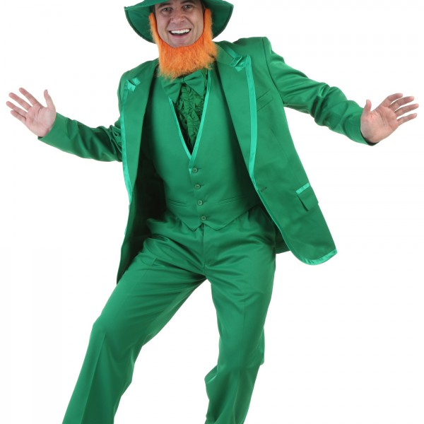 Mens Deluxe Leprechaun Costume  sc 1 st  Halloween Costumes & Mens Deluxe Leprechaun Costume - Halloween Costume Ideas 2016