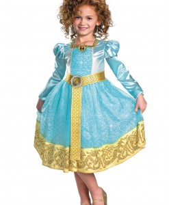 Deluxe Girls Merida Costume