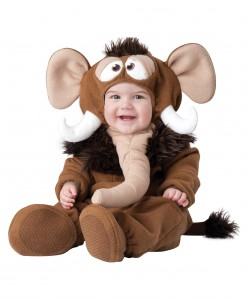 Wee Wooly Mammoth Infant Costume