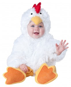 Cluckin' Cutie Infant Costume