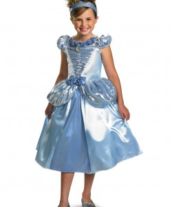 Child Shimmer Cinderella Costume