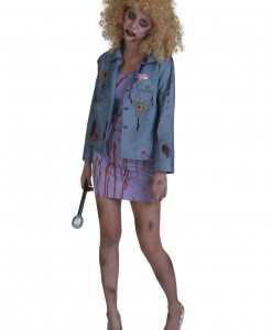 Zombie Soul Singer Costume