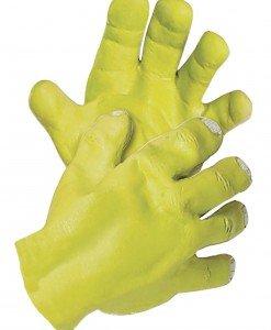 Shrek Hands
