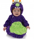 Infant 3 Eyed Monster Bunting