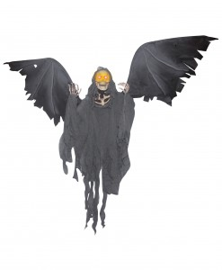Animated Flying Reaper