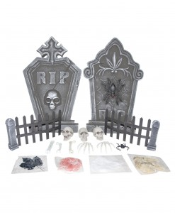 19 Piece Graveyard Kit