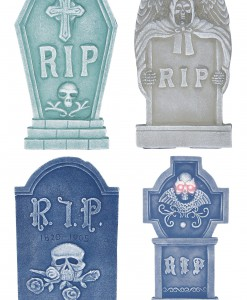 Deluxe Tombstone Set
