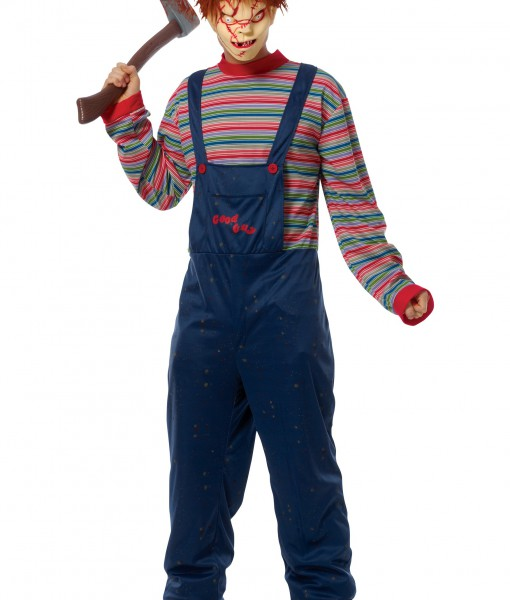 Adult Chucky Costume