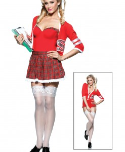 Varsity School Girl Costume