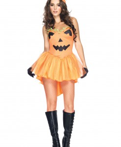 Pumpkin Princess Costume
