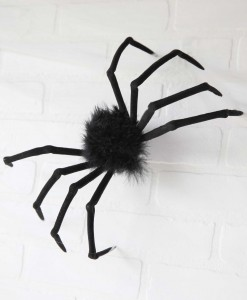 Poseable 16 Small Furry Spider