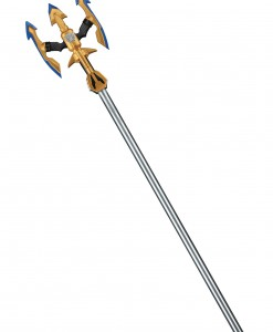 Silver Special Ranger Trident Spear