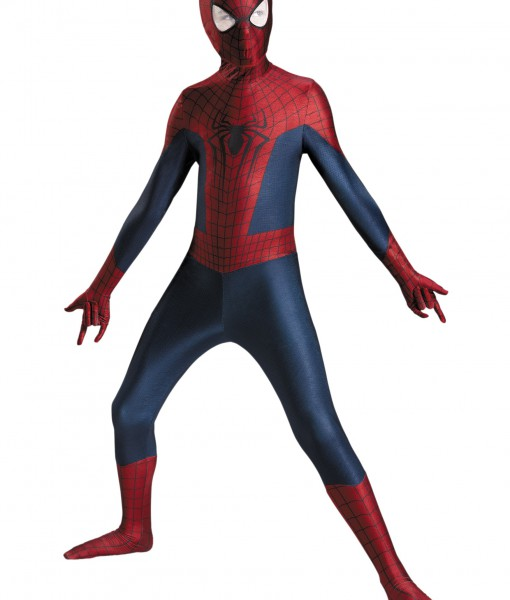 Tween Spider-Man 2 Authentic Body Suit