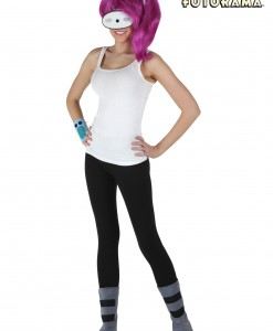 Womens Futurama Leela Costume Kit