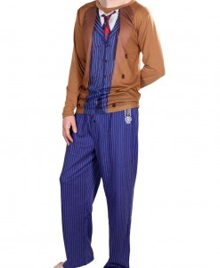 Doctor Who: 10th Doctor Adult Sleep Set