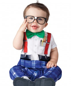 Nursery Nerd Infant Costume