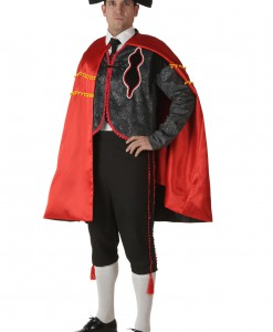Plus Size Matador Costume