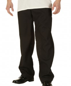 Adult Black Pants